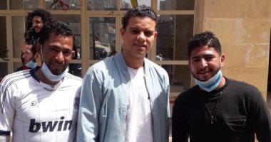 سعد سمير يتابع وصول الدعم للأسر المتضررة من كورونا ضمن مبادرة تحدى الخير