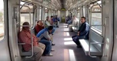 موجز أخبار مصر.. المترو يحرر 1000 محضر ضد ركاب لم يلتزموا بارتداء الكمامة