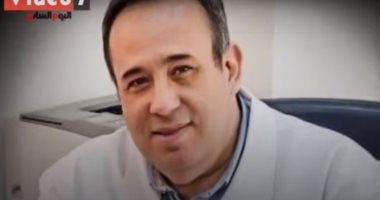 فيديو.. زوجة الطبيب الشهيد أحمد اللواح وابنته فى قبضة كورونا