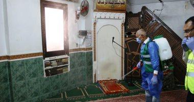 عدم فتح دورات المياه وارتداء كمامة لكل مصلى.. اعرف ضوابط فتح المساجد
