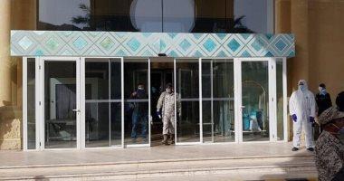 الأردن: إخلاء 1934 شخصا من فنادق البحر الميت بعد خضوعهم لحجر صحى