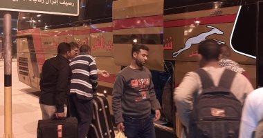 النقل: تابعنا نقل ركاب 4 قطارات قادمة من أسوان والأقصر للقاهرة بعد الحظر -