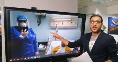 أشجع طبيبة بالعالم تروى مشاعر الخوف أثناء ولادة قيصرية لمصابة بكورونا.. فيديو