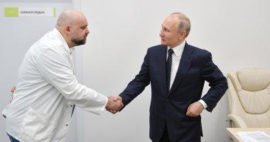 بوتين يعلن حالة الطوارئ فى روسيا لمواجهة وباء كورونا