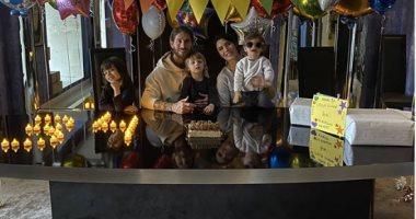 انستجرام نجوم الكرة.. راموس يحتفل بعيد ميلاده مع العائلة