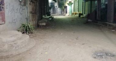 من البلكونة.. شوارع قرية ساحل الجوابر بالمنوفية تلتزم بحظر التجوال لمواجهة كورونا