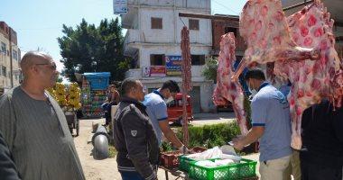 محافظ الاسكندرية يوجه بتوفير منافذ متنقلة لتوفر السلع الغذائية للأهالى بقرى أبيس