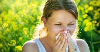 اعراض حساسية الربيع أبرزها حكة العين والحلق والصداع