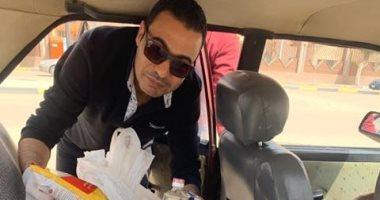 مصر جميلة.. شباب المنوفية يدشنون مبادرة مواد غذائية على العمالة اليومية
