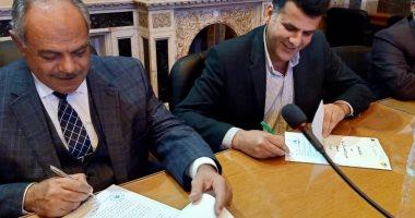 تعاون بين بحوث الصحراء ومشروع الاستثمار الزراعى لتحسين أوضاع مزارعى 30 قرية