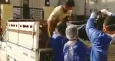 """محافظة بورسعيد تحقق فى فيديو نقل جثمان ضحية كورونا بـ""""نص نقل"""" (فيديو)"""