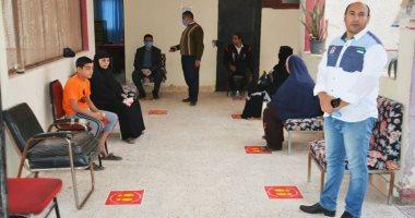 استمرار صرف المعاشات بمكاتب البريد والمدارس لليوم الثانى فى جنوب سيناء