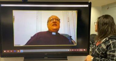 جهود الكنائس لدعم الدولة في أزمة كورونا.. ماذا فعلت الكنيسة الأسقفية؟.. فيديو