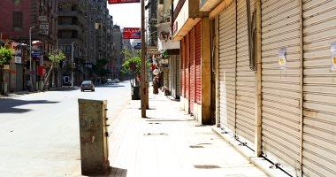 غرامة مالية لمحل سايبر وبلاي ستيشن لاختراقة قرارات الحظر بشبرا الخيمة
