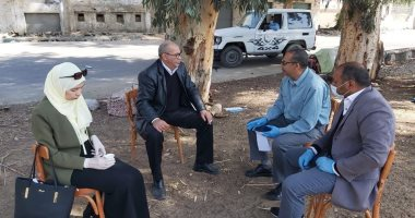 عزل قرية أبو ربيع في الإسماعيلية 14يوما بعد ظهور إصابتين بكورونا