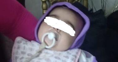 """والد الطفلة """"ساجدة"""" يبرر تعذيب الأم للرضيعة: """"تعانى من أزمة نفسية"""""""