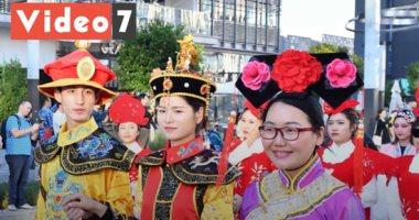 فيديو.. الصين تحتفل والعالم لا يزال مريضا