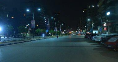 ضبط 4 آلاف شخص اخترقوا حظر التجوال و2000 سيارة مخالفة