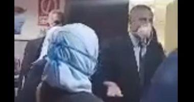 فيديو .. تمريض معهد الأورام يكذب رواية مدير المعهد عن سبب انتشار كورونا