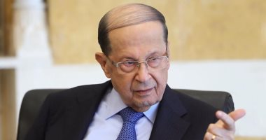 الرئيس اللبنانى: نأمل أن يستعيد لبنان حضوره العربى والدولى