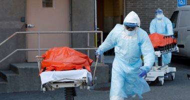 نيويورك تسجل 600 حالة وفاة جديدة جراء تفشى فيروس كورونا المستجد
