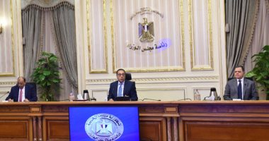 صور.. رئيس الوزراء يلتقى وزيرى الداخلية والتنمية المحلية لمتابعة عدد من الملفات