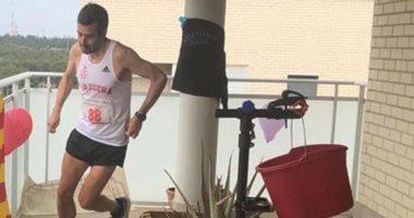 بعد إصابة لاعب الحدود بالصليبى.. طبيب إسباني يحذر من الجري في المنزل