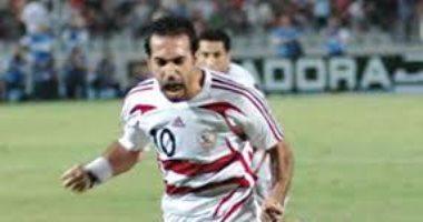 """جمال حمزة: طلبت الرحيل من الأهلى بسبب """"التتش"""""""