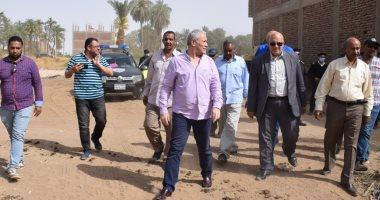 محافظة الأقصر: تنفيذ وإزالة 30 مخالفة بناء منذ بدء حظر التجول
