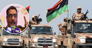 غارات للجيش الليبى على تشكيلات الوفاق والمرتزقة غرب سرت
