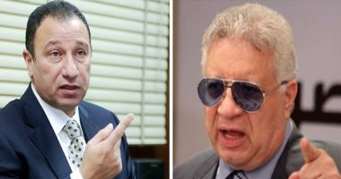 مرتضى منصور يتمنى الشفاء لحفيد محمود الخطيب