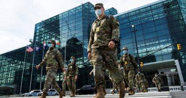 افراد الجيش الامريكى