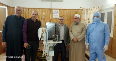 صحة الشرقية: دعم مستشفى الإبراهيمية بجهاز تنفس صناعى ومضختى محاليل