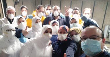 ارتفاع أعداد المتعافين من فيروس كورونا بمستشفى قها للحجر الصحى لـ 75 مواطنا