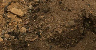 سكان حى المقطم يشكون من تراكم القمامة ومخلفات البناء