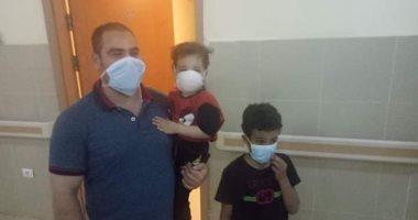 الصحة: تعافي أسرة مصرية من فيروس كورونا بشكل كامل