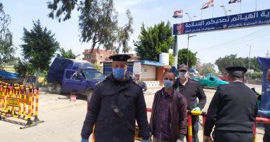 شباب الهياتم بالمحلة يجمعون 150ألف جنيه لمساعدة العمالة غير المنتظمة