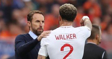 كايل والكر مُهدد بخسارة مقعده فى منتخب إنجلترا بعد الحفلة الجنسية