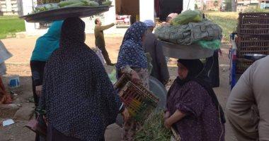 رئيس مدينة الباجور: فض 5 أسواق منعا للتزاحم بسبب فيروس كورونا المستجد