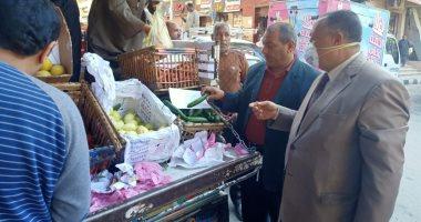 """محافظ أسيوط: منافذ لبيع السلع بأسعار مناسبة ضمن مبادرة """"خير مزارعنا لأهالينا"""""""