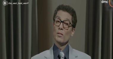 """خالد النبوى: خضعت لتجارب وأشكال كثيرة من المكياج للوصول لهيئة """"مصطفى محمود"""""""