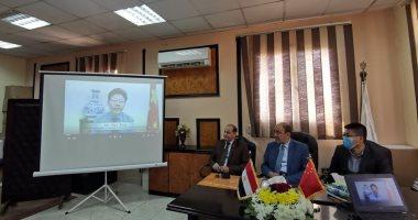 السفارة الصينية: تدشين خط إنتاج كمامات بمصر باستثمارات مشتركة لمكافحة كورونا