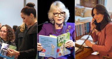 من الكلاسيكيات لروايات الأطفال.. ماذا تقرأ نساء العائلة المالكة خلال العزل؟