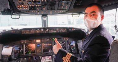 استئناف حركة الطيران المتجهة إلى خارج ووهان بعد 11 أسبوعا من الإغلاق .. صور