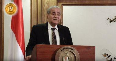 وزير التموين: افتتاح معارض أهلا رمضان 10 أبريل وحتى 10 مايو