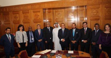 عقد شراكة بين مركز الوساطة والتحكيم لدى اتحاد المصارف العربية واتحاد مصارف الكويت