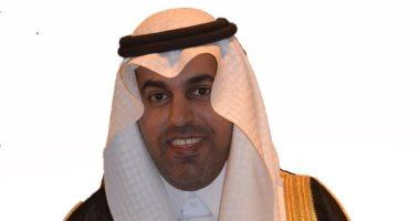 رئيس البرلمان العربى يرحب بوقف إطلاق النار  فى اليمن