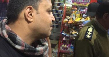تحرير 33 محضر مخالفات فى حملة على الاسواق بسوهاج وإعدام مواد غذائية فاسدة