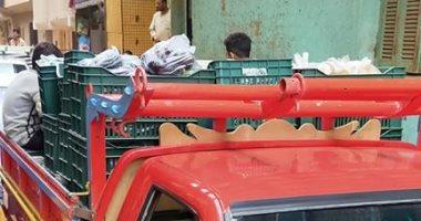 تحت شعار المسافة أمان.. نكلا بالقناطر الخيرية تحارب كورونا بإلغاء التجمعات