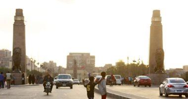 كوبرى قصر النيل - أرشيفية